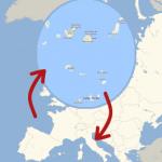 Servicio regular Europa-Canarias-Cabo Verde