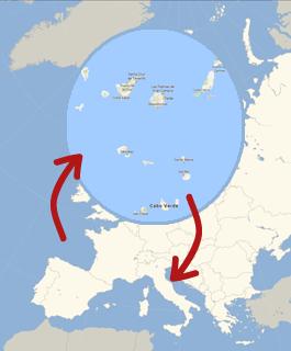 Nuevo servicio Ertransit: Importaciones desde Europa a Canarias y Cabo Verde