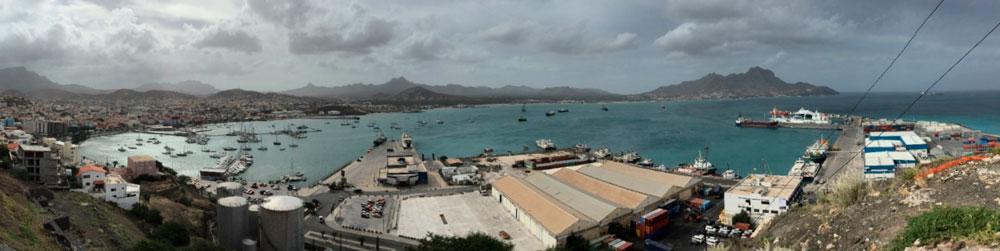 Logística en Cabo Verde