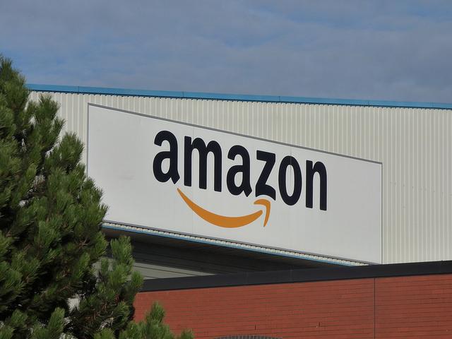 La logística de Amazon