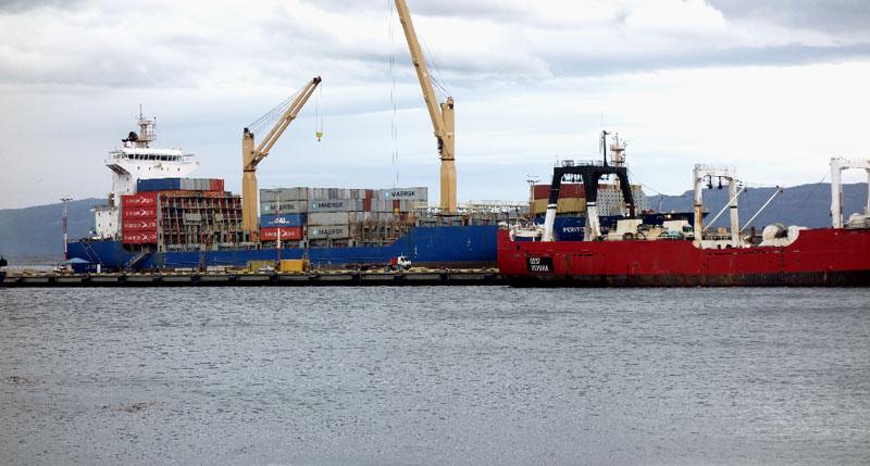Puerto de carga: los mayores puertos mundiales