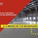Servicio Almacenaje - Depósito en Barcelona